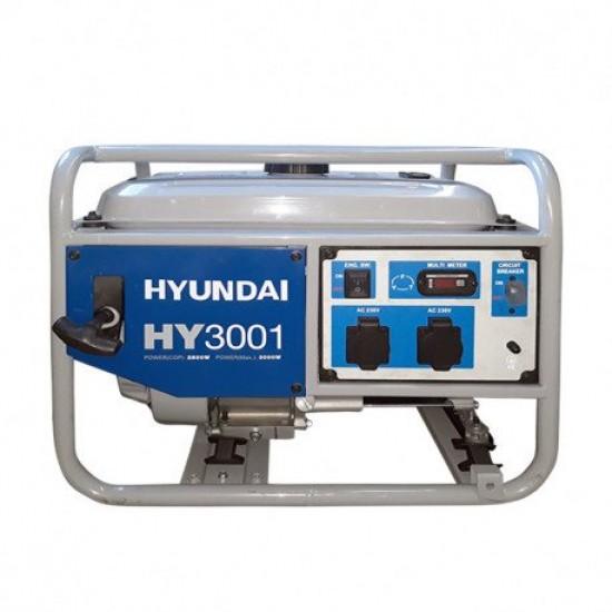 Generator Curent Monofazic 2,8 kW HYUNDAI HY3001