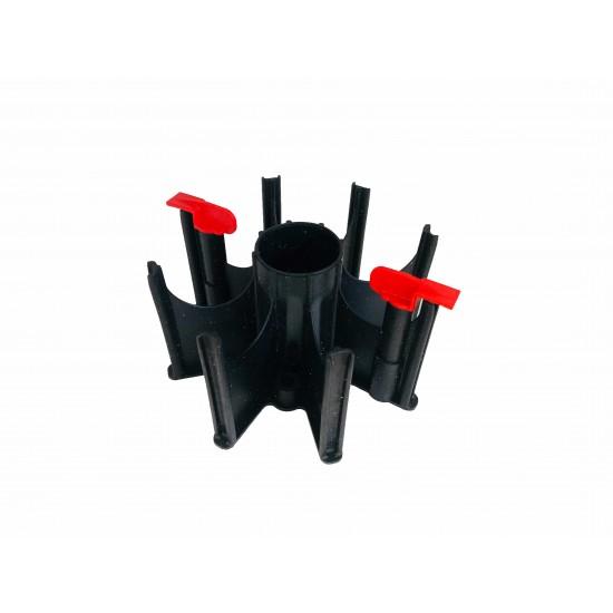 Adaptor plastic sarma sudura MIG MAG