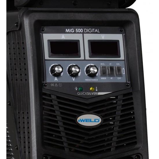 IWELD MIG 500 IGBT Inverteror sudura racire cu apa