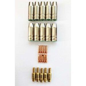 SET 10 consumabile pistolet MIG 150A