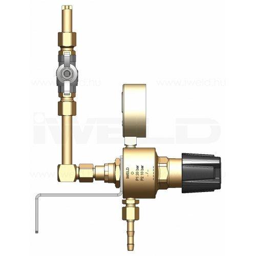 Reductor Retea Oxigen 230/10bar