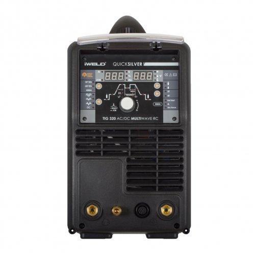 IWELD TIG 320 AC DC Multiwave