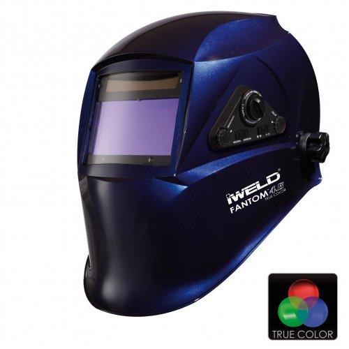 Masca Sudura IWELD Fantom 4.6 True Color Albastra