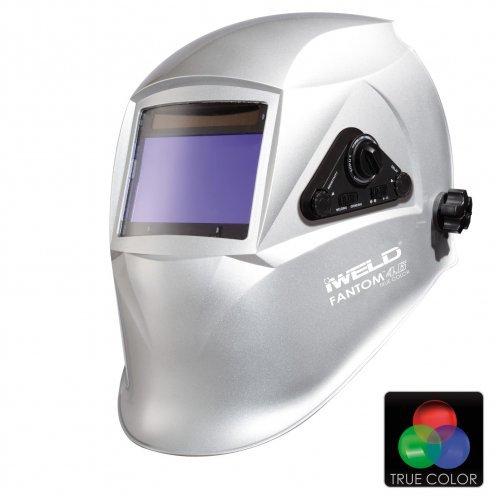 Masca Fantom 4.6 True Color Argintie IWELD