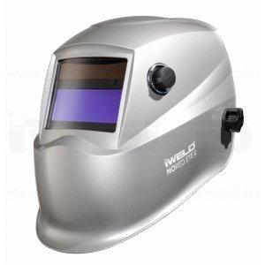 Masca Sudura Automata NORED Eye 3 True Color Silver