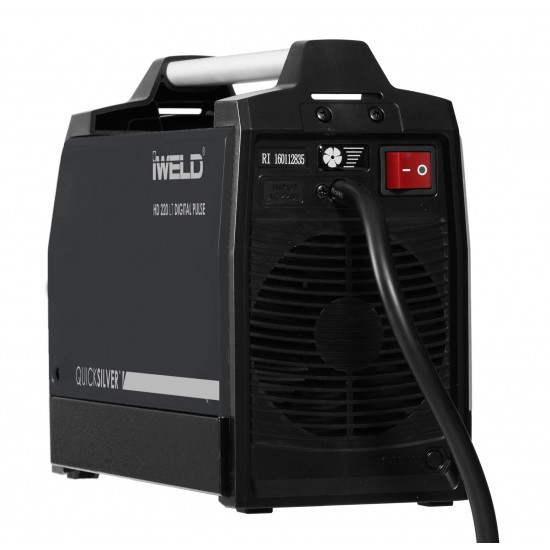 IWELD HD 220 LT DIGITAL PULSE