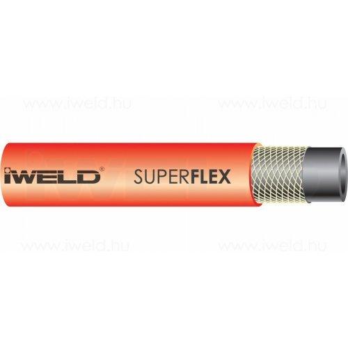 Furtun Superflex 6,3 x 3,5mm Acetilena