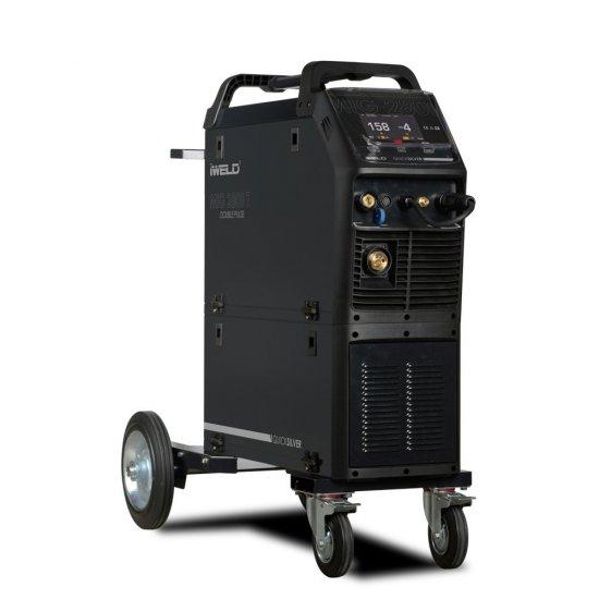 IWELD MIG 2800T Double Pulse, 250A, 380V, accesorii incluse