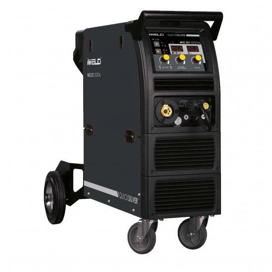 IWELD MIG 251 DIGITAL, 250A, 230V, cu accesorii