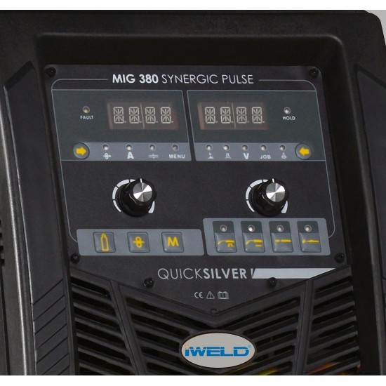 IWELD MIG 380 Synergic
