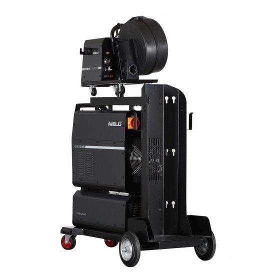 IWELD MIG 520 Synergic , 500A, 400V