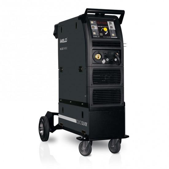 IWELD MIG 320 SYNERGIC 300A, Synergic, 400V