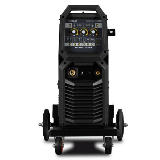 IWELD MIG 320 COOLPULSE Compact 300A, 400V