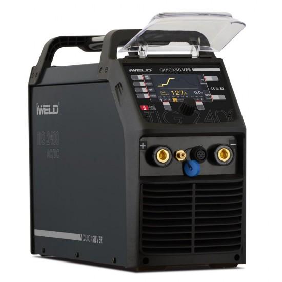 IWELD TIG 2400 AC DC PFC Invertor