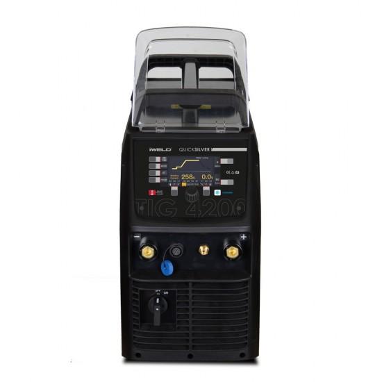 IWELD TIG 4200 AC DC Multiwave