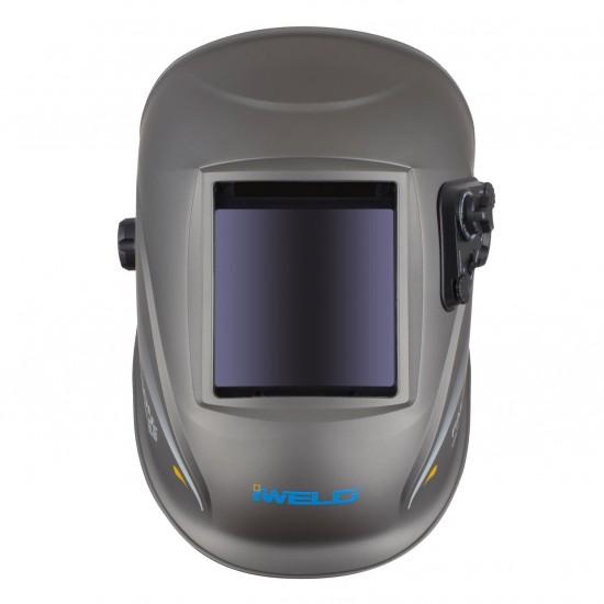 Masca pentru Sudura Automata Falcon 5.5 True Color Argintie