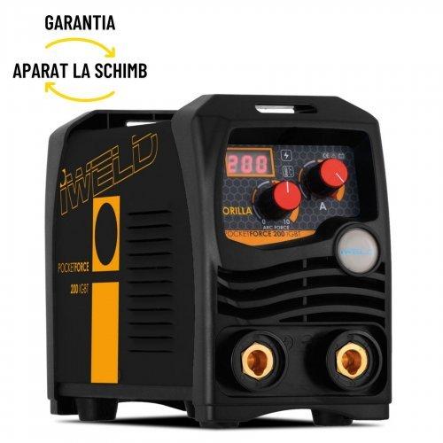 GORILLA Pocketforce 200
