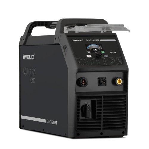 IWELD CUT 125 CNC Pilot, aparat debitare plasma, accesorii incluse