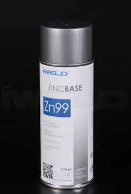 Spray Grund Zinc 99% - 400ml