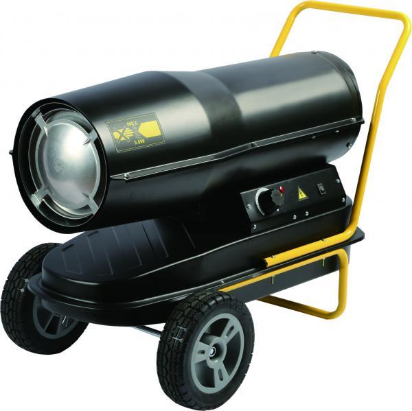 Aeroterma Motorina 30kW Diesel