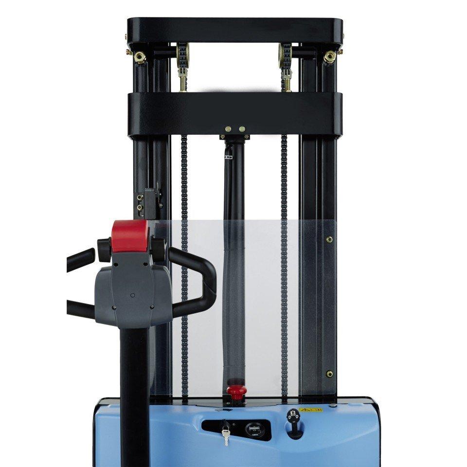Stivuitor Electric Cap1000kg  H1600mm