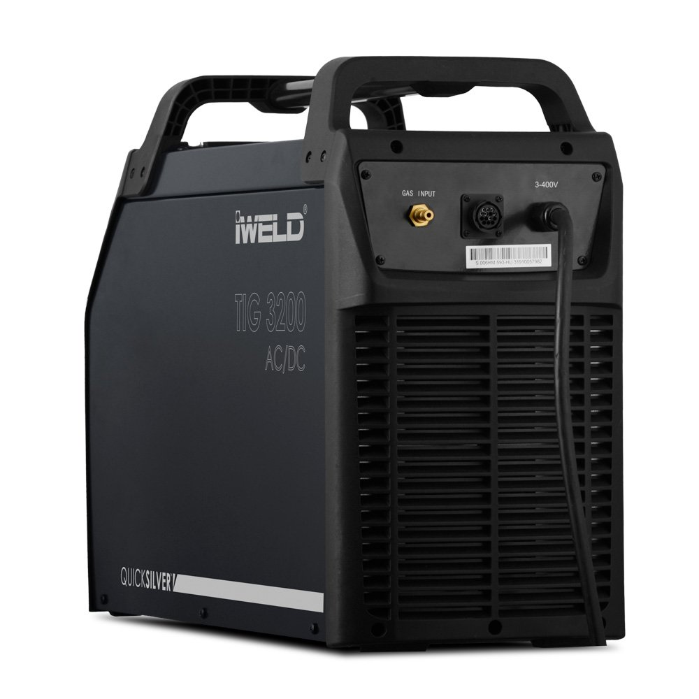 IWELD TIG 3200 AC DC PFC Invertor