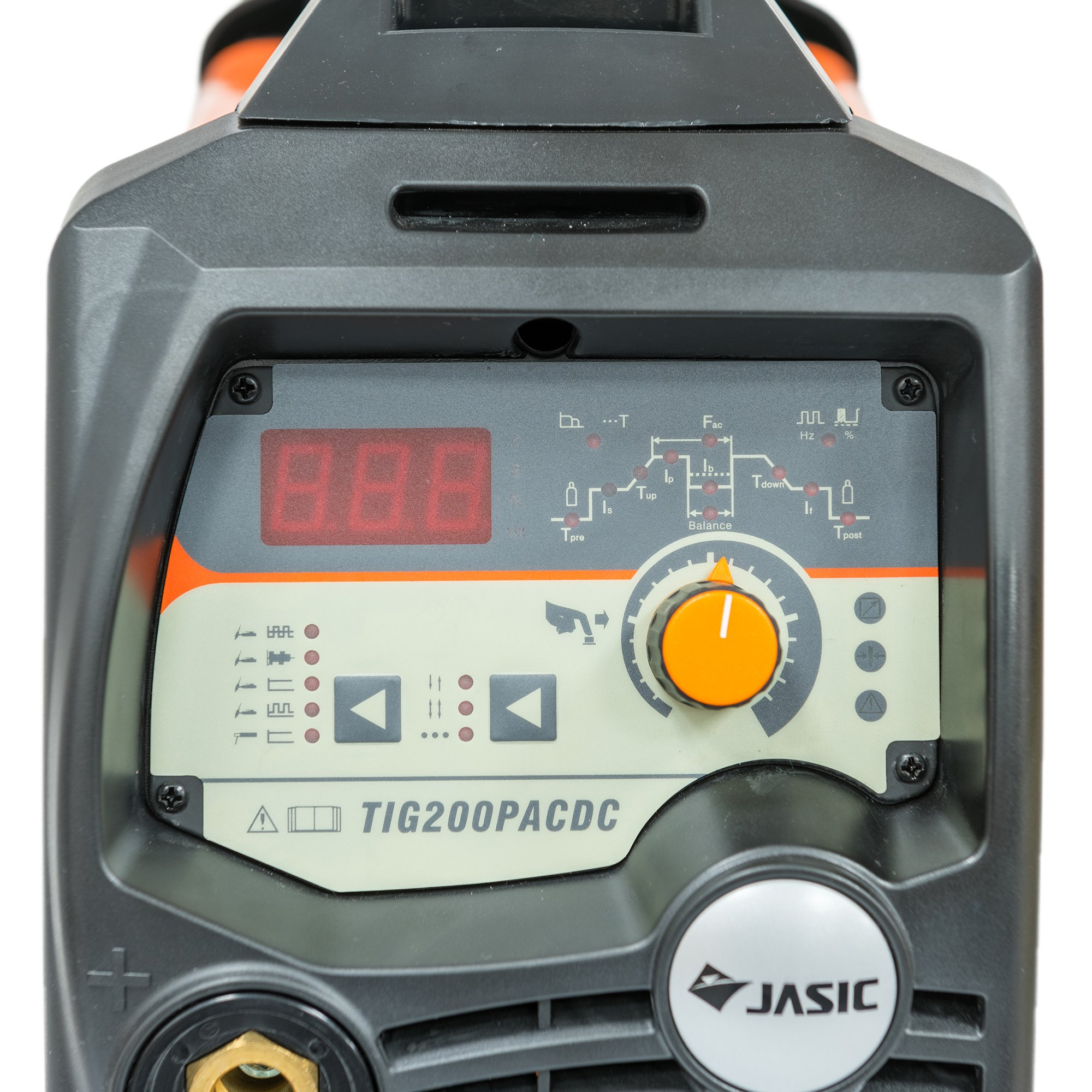 JASIC TIG 200P AC/DC (E201) - 200A. 220V, accesorii incluse