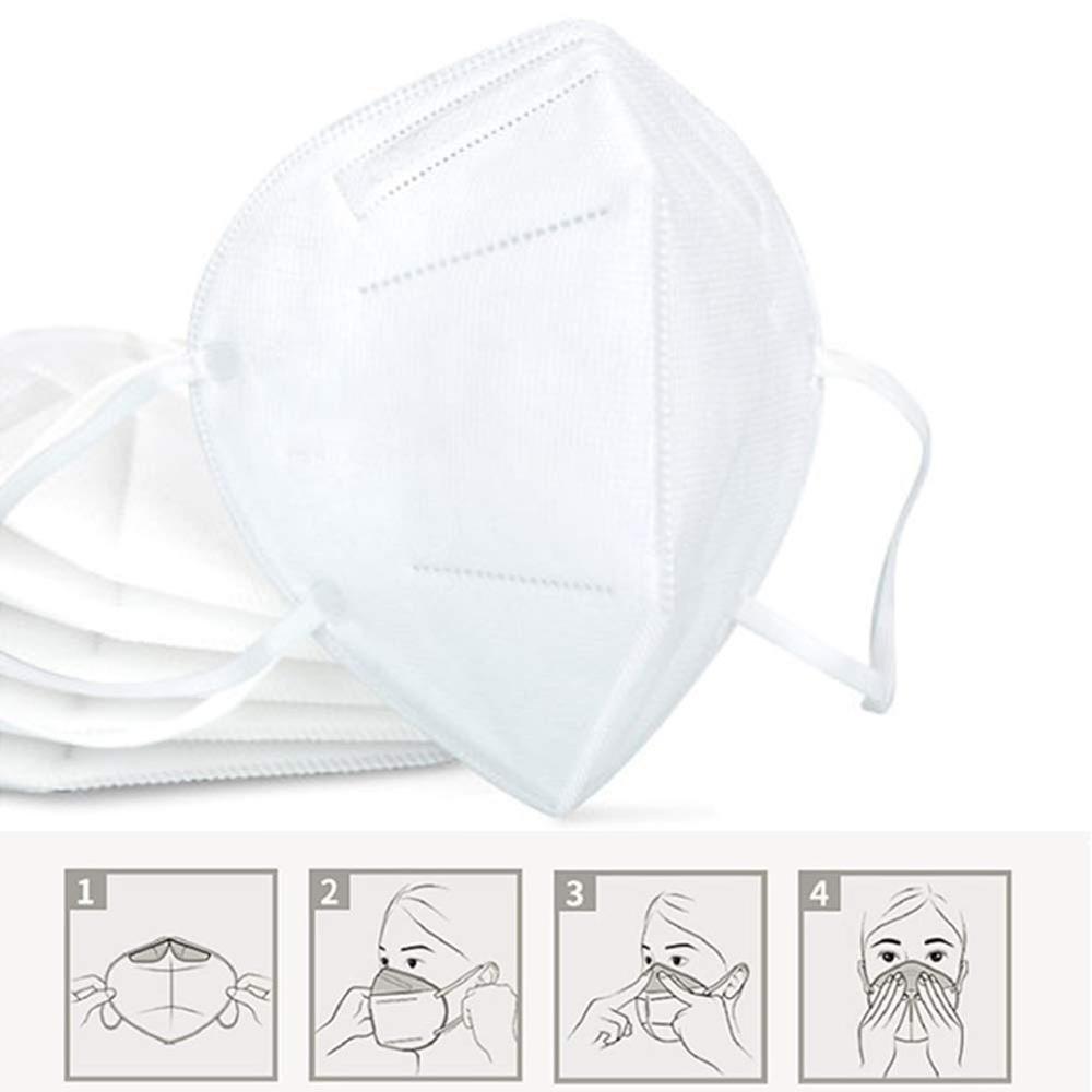 Masca Protectie Respiratorie FFP2 SET 5 BUCATI