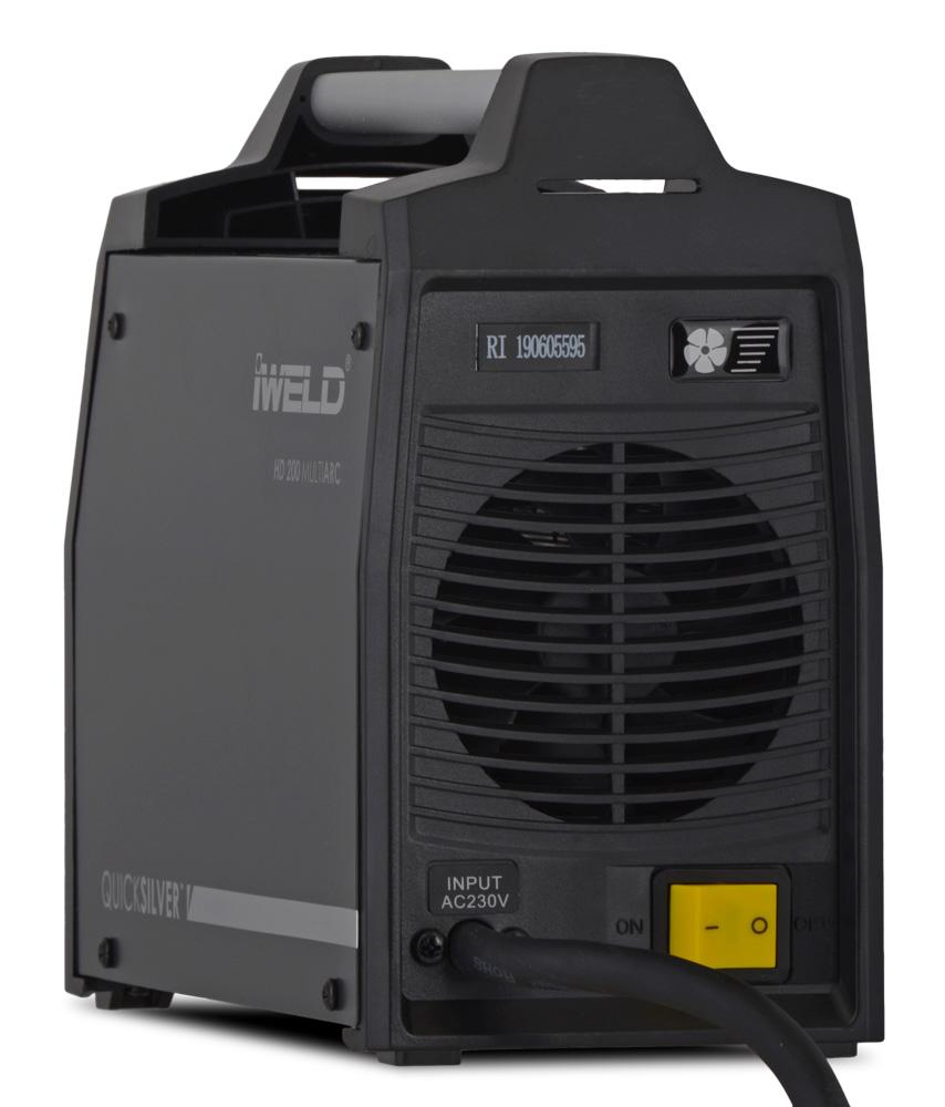 IWELD HD 200 MULTIARC LT